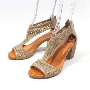 Sundance Demeter's Hillsides Sandals Woven Leather